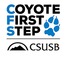 Coyote First STEP logo